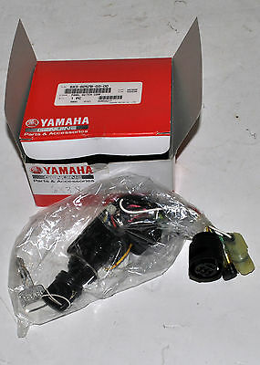 OEM Yamaha Panel Switch Comp. 6X3-8257B-00-00 Supersedes to 6X3-8257B-01-00