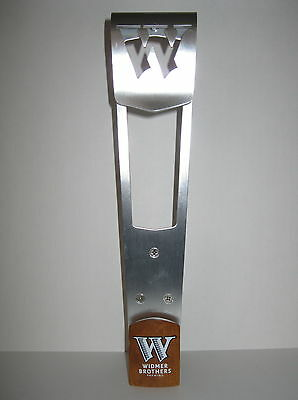 New Widmer Brothers Brewing Tall Clip Beer Tap Handle 12""