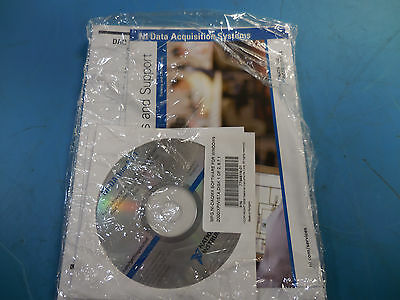 National Instruments NI-DAQMX Software For Windows 2000/XP/Vista Ver: 8.7.1