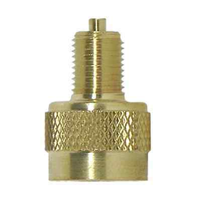 Large Bore Valve Adapter Fits .485-26in.Adapts Large Bore to standard