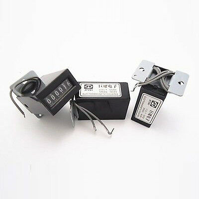 6 digits mechanical coin counter electronic Coin meter For coin acceptor