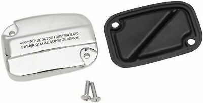 Chrome Hydraulic Clutch Master Cylinder Cover for Harley Touring 14-16 FLHT FLHX