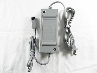 New For Nintendo Wii Replacement Wall AC Power Adapter Supply Cable Cord Charger
