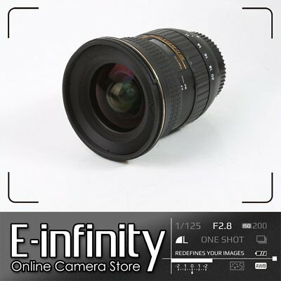NUEVO Tokina AT-X 11-20mm f/2.8 PRO DX Lens F2.8 for Canon EF
