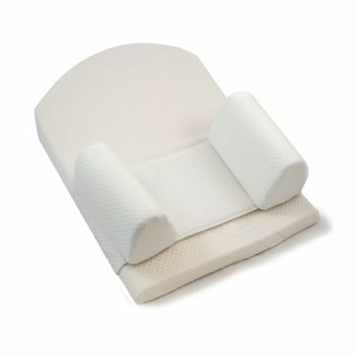 Baby Reflux Sleep Positioner Memory Foam Support Mattress Prevent Flat Head