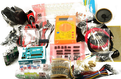 Make Electronics circuit components - 2nd Edition parts pack