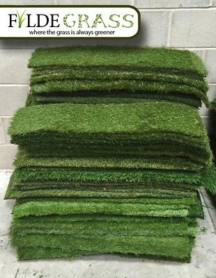 Luxury Artificial Grass Mat - 1ftx3ft - Christmas Decoration - Table Runner