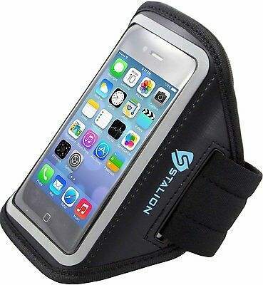 Stalion® Sports Running Exercise Gym Armband Case Cover for Apple iPod Touch 4th