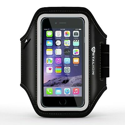 Stalion® Sports Running Exercise Gym Armband Case Cover for Apple iPhone 6/6s