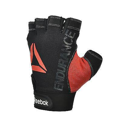 Reebok Strength Training Gloves Weight Lifting Fitness Exercise Gym Workout
