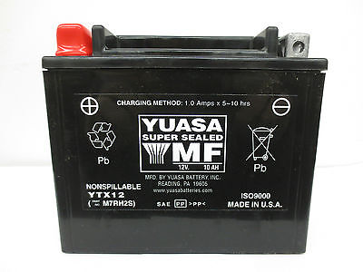YTX12-BS YTX12BS CTX12-BS battery motorcycle ATV