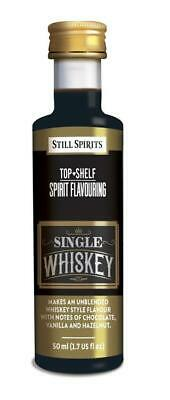 Still Spirits Top Shelf Spirit Essences SINGLE MALT SCOTCH