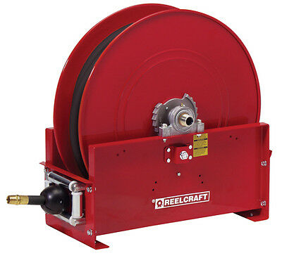 """REELCRAFT FD9350 OLPBW 3/4"""" x 50ft. 50 psi for use with Fuel - Hose included"""