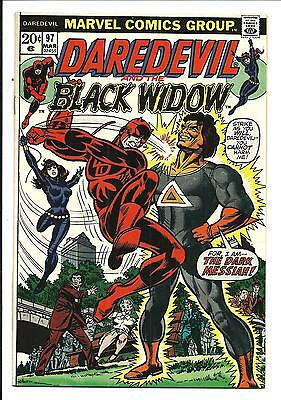 Daredevil # 97 (Mar 1973), Vf/nm