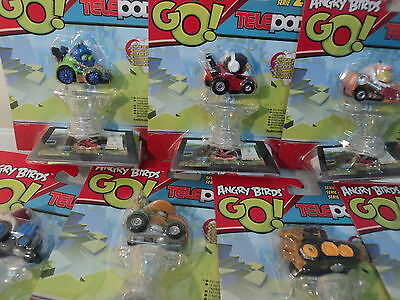 Official Licensed Angry Birds GO! Telepods  Series 2 - All Characters Available