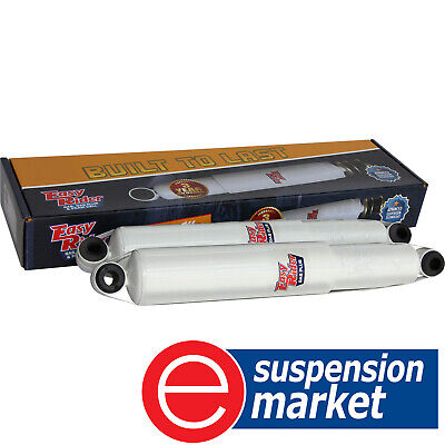 NEW REAR SHOCK ABSORBER HOLDEN COLORADO RC 4X4 35mm GAS BULGED 1 PAIR