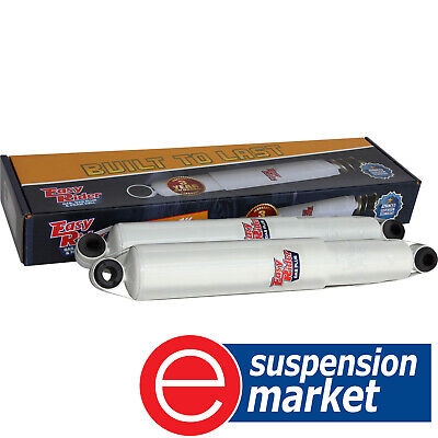 NEW REAR SHOCK ABSORBER HOLDEN RODEO RA 4X4 35mm GAS BULGED 1 PAIR