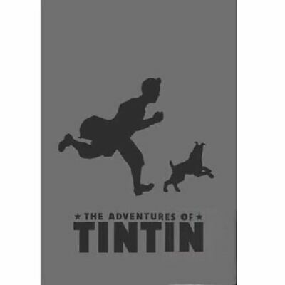 Vêtement Tintin Plaid polaire, Tintin Shadow Black