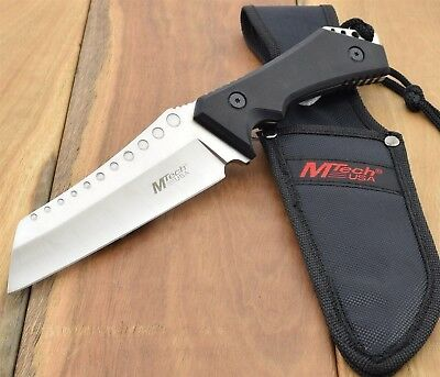 MTech USA Fixed Blade Military Style Tactical Chopper Knives Survival MT-20-50SL