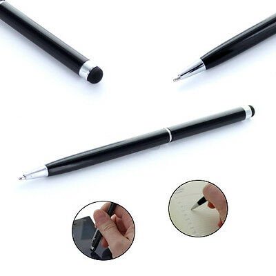 2 in 1 Stylus Eingabestift Kugelschreiber Touchpen Smartphone Tablet