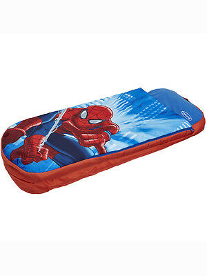 SET LETTO SpiderMan Ultimate Junior Ready Bed - All-in-One Sleepover Solution