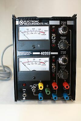 Electronic Measurements 40205 Tester