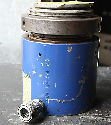 100 Tonne Hydraulic Jack Lifting Ram Steeger Engineeering  HCS 100T 100 SAL 427