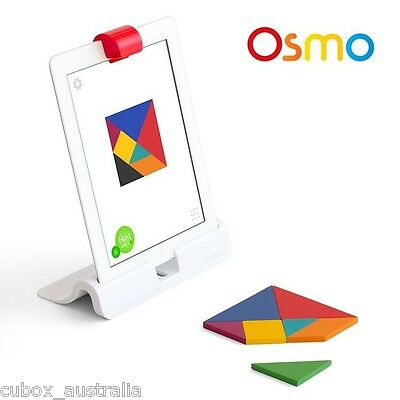 OSMO Starter Kit Game System for iPad Air/Air 2/iPad mini 2/3/4 App-enabled
