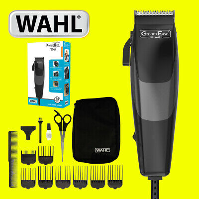 Wahl 79524-800 Mains Operated Chrome Pro Hair Clipper 25 Pcs Hair Kit Brand New