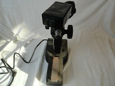 Sheffield Gage Style 1711 shadow light Vintage Comparator