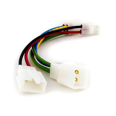 Plug & Play CG to GY6 CDI Adapter Wiring Harness Cable Connector Loom Motorbike
