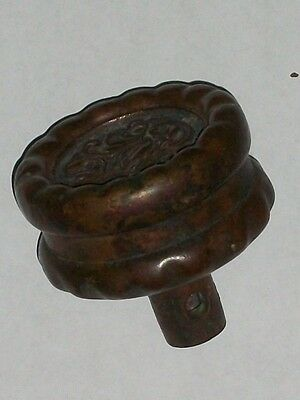 Antique Victorian Era Huge Door Knob
