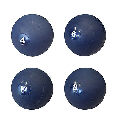 Slam Ball Package 2 x 4kg, 6kg, 8kg and 10kg for gym fitness training