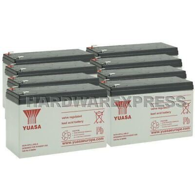 Dell 2700W 3U Rackmount Ups Battery Replacement Cells