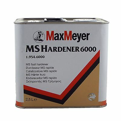 Max Meyer 2K Fast MS Hardener 6000 2.5ltr Acrylics Products Paint Hardener