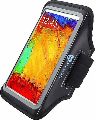 Stalion® Sports Running Exercise Gym Armband Case for Samsung Galaxy Note 3