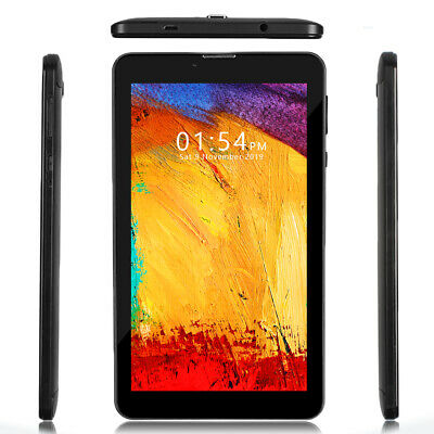 7.0-inch Phablet Tablet PC 3G SmartPhone WiFi GSM Unlocked AT&T T-Mobile (Black)