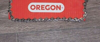 "1  91PX056G Oregon  16"" chainsaw saw chain 3/8 LP .050 gauge 1.3mm 56 DL S56"