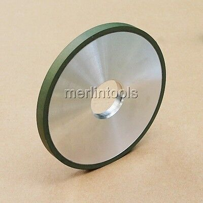 "150mm / 6"" Straight Style Diamond Grinding Wheel Select Thickness Grit"