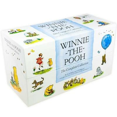 Winnie the Pooh The Complete Childrens Collection 30 Books Box Gift Pack Set New