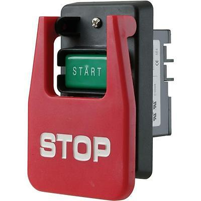 Start Stop switch up to 3 hp, 220 volts or 110. Paddle Stop UL listed.