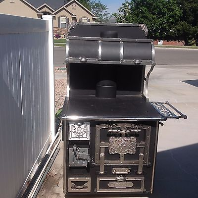 Home Comfort wood cook stove restored - Home Comfort Wood Cook Stove Restored €� $3,400.00 - PicClick
