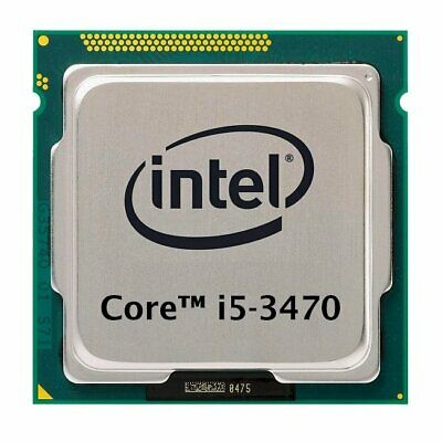 Intel Core i5-3470 (4x 3.20GHz) SR0T8 CPU Sockel 1155   #31174