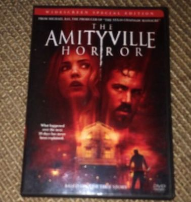 The Amityville Horror 2005 DVD Widescreen Special Edition RYAN REYNOLDS