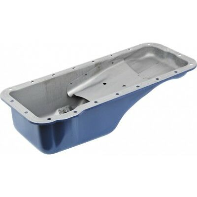 Ford Mustang Oil Pan - Painted Blue - 390 & 428 V-8 44-39785-1