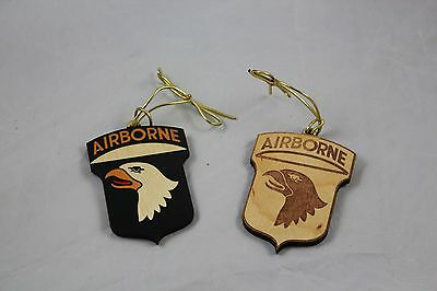 Military Christmas Ornament, Airborne