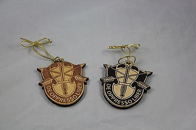 Military Christmas Ornament, Special Forces
