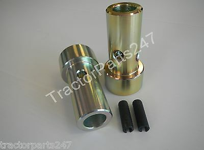 2 Pairs Of Bushings For Cat 1, 3-Point Quick Hitches