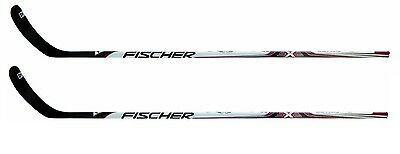 *CANADA FREESHIP* NEW Lot of 2 Fischer SX5 Composite Hockey Sticks Left Handed