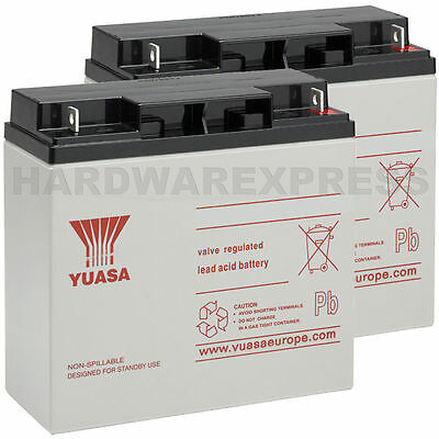 RBC7 Replacement Battery Cells - Requires Assembly GENUINE YUASA